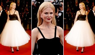 LOOK OF THE DAY: Nicole Kidman w sukni Calvin Klein