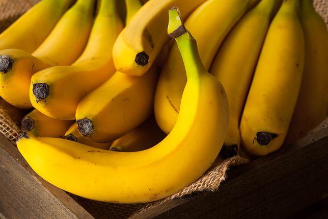 Banan – wartości odżywcze, kalorie, właściwości