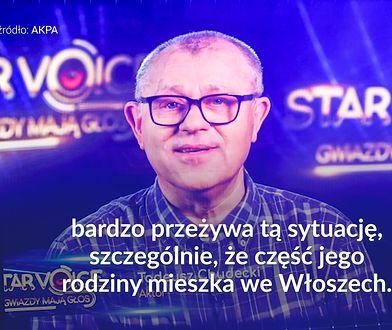 Tadeusz Chudecki stracił szwagra przez koronawirusa