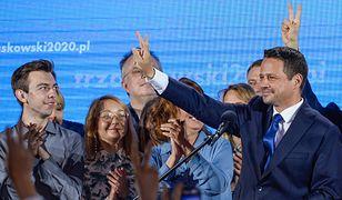 Wybory 2020. Rafał Trzaskowski wygrał w województwie mazowieckim