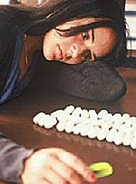 Maria pełna łaski w adaptacji Marqueza