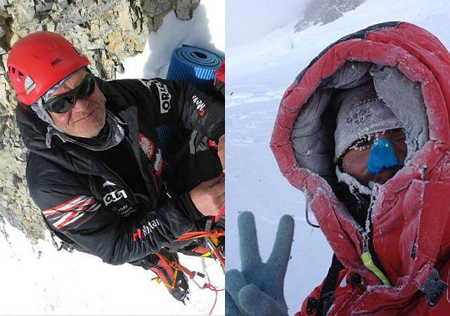 Odnieśli sukces i zaginęli - zdjęcia z Broad Peak