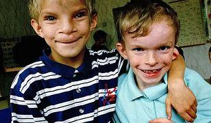 Dzieci Czarnobyla w jednej z białoruskich placówek opiekuńczych.