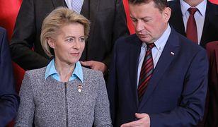 """Ursula von der Leyen uważana jest przez polski rząd za """"otwartą"""" na państwa naszego regionu"""