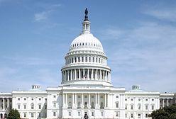 Strzały w okolicy Kapitolu w Waszyngtonie. Kierowca staranował radiowóz