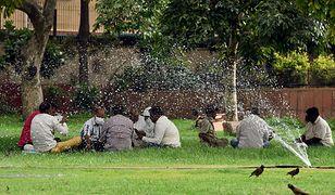 Indie. Atak ekstremalnej temperatury. Naukowcy mają obawy