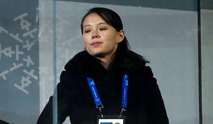 """Siostra Kim Dzong Una ucina spekulacje. """"Władze USA będą rozczarowane"""""""