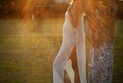 Tamara Arciuch opublikowała zdjęcie z ciążowej sesji