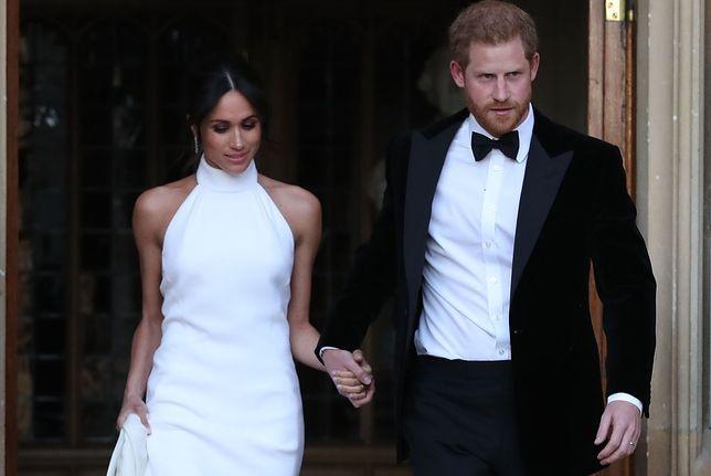 Stella McCartney odtworzyła sukienkę weselną księżnej Meghan. 46 osób będzie mogło ją kupić