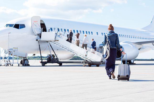 Zakaz lotów międzynarodowych obowiązywał w Polsce do 16 czerwca