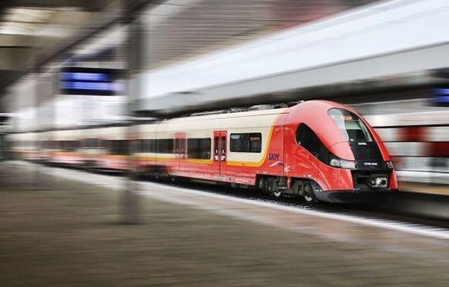 Śmiertelny wypadek w Warszawie. Mężczyzna rzucił się pod pociąg