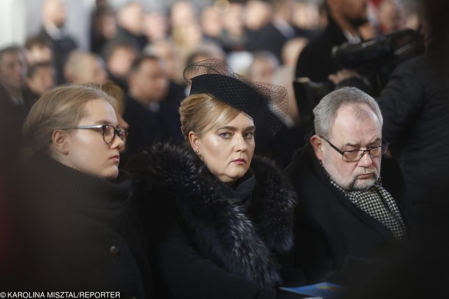 Piotr Adamowicz opowiedział o kulisach pogrzebu brata