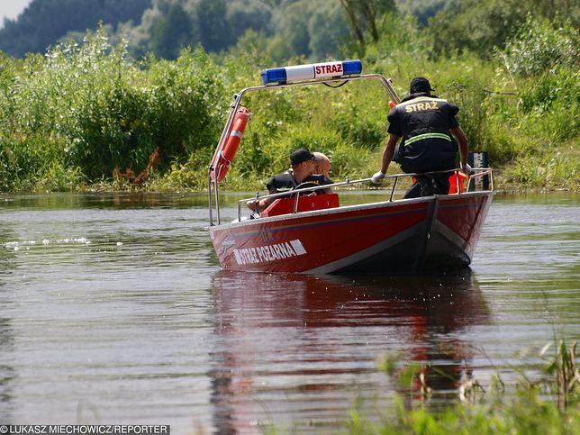 Strażacy wyłowili ciało 12-latka