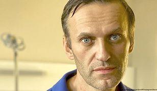 Aleksiej Nawalny w pierwszym wywiadzie po otruciu (DPA)