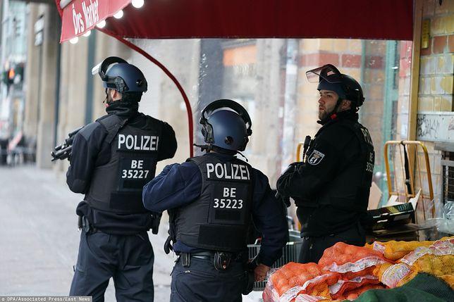 Berlin. Strzały przy Checkpoint Charlie. Policja obstawiła teren