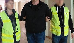 33-letni mieszkaniec Lublina został aresztowany na 3 miesiące
