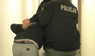 50-letni sprawca rozboju jest w rękach policji (zdjęcie ilustracyjne)