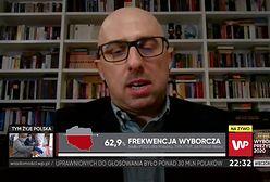 """Wyniki wyborów 2020. Były rzecznik prezydenta Krzysztof Łapiński mówi o """"błędach"""" i """"pompowaniu balonu"""""""