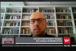 Przegrana Andrzeja Dudy oznacza przedterminowe wybory? Krzysztof Łapiński: nie musi