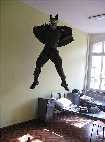 Tak będzie wyglądał polski Batman! - zobacz zdjęcia!