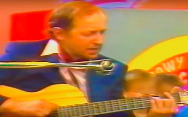"""Andrzej Rosiewicz w programie """"Tęczowy Music Box"""""""
