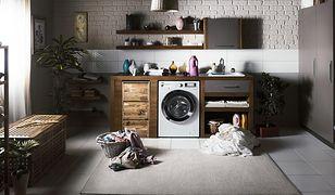 Najnowsze modele pralek są praktyczne i eleganckie
