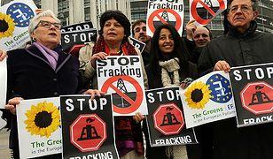 Protesty miały też miejsce m.in. w listopadzie ubiegłego roku w w Strasburgu