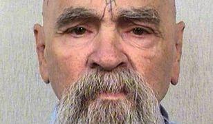 Seryjny morderca Charles Manson