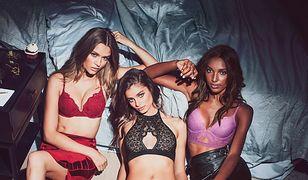 Zmysłowe Aniołki Victoria's Secret w nowej kampanii