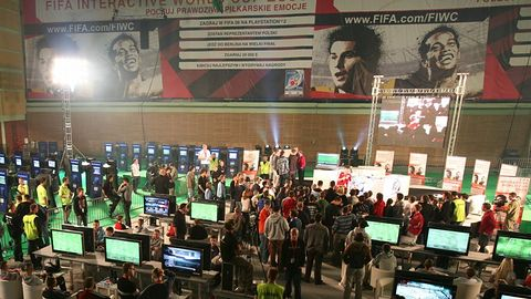 Polskie eliminacje FIFA Interactive World Cup 2009!