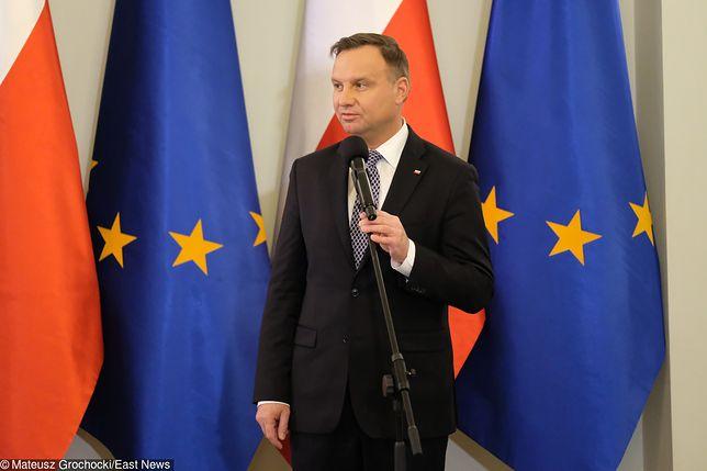 Prezydent RP Andrzej Duda zaskarżył do TK jeden z przepisów Konstytucji dla Nauki