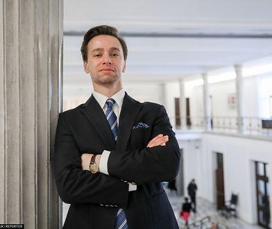 Krzysztof Bosak odpowiada Mateuszowi Morawieckiemu ws. powiązań Konfederacji z Rosją