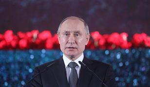 Władimir Putin ostro o Polsce