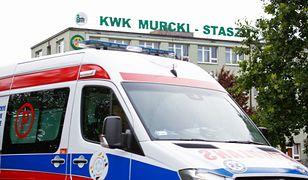 Katowice. Wstrząs w kopalni Murcki-Staszic. Ranny górnik