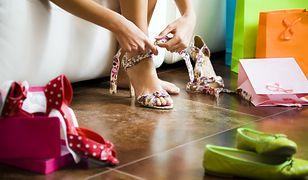 Wzorzyste obuwie to doskonały sposób na to, by się wyróżnić