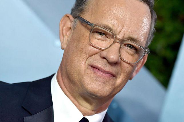 Tom Hanks jest zarażony koronawirusem.