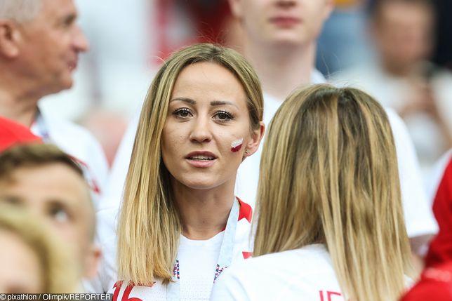 Żona Kamila Glika już po porodzie