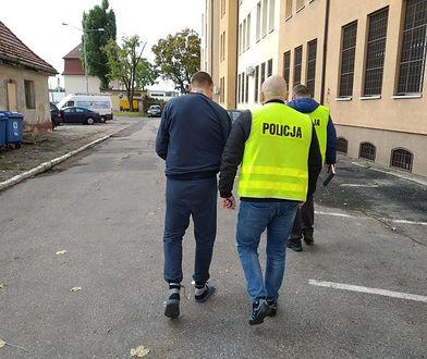 Groził siekierą pracownicy ratusza w Grudziądzu. Miesiąc aresztu dla sprawcy