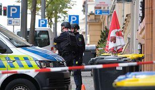 Niemcy: atak w Halle. Nowe informacje