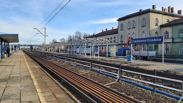 Czechowice-Dziedzice. Stacja kolejowa zmieni się nie do poznania.