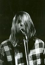 Kurt Cobain śpiewa The Beatles