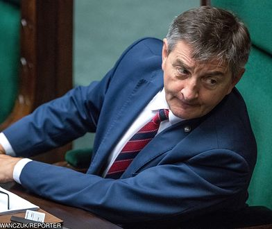 Marszałek Marek Kuchciński odmówił ujawnienia nazwisk osób popierających kandydatów do KRS