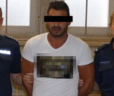 31-letni mężczyzna został zatrzymany następnego dnia po zgłoszeniu