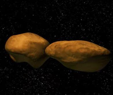 NASA zmieniła nazwę planetoidy