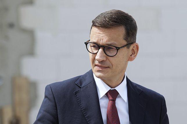 """""""Lex TVN"""". Mateusz Morawiecki mówi o """"mechanizmach regulacyjnych"""""""