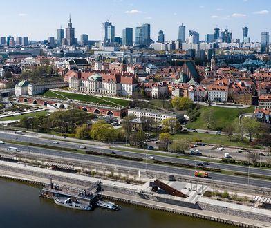 Warszawa. Polacy nie chcą podziału Mazowsza