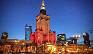 Zamachy w Brukseli. Władze Warszawy złożyły hołd ofiarom [WIDEO]