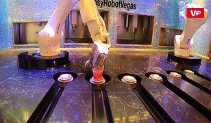 Robot sam przyrządził mi drinka. Tipsy Robot Bar na CES2020