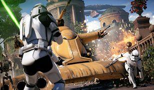 Wielka sieciowa bitwa pomiędzy siłami Imperium i Rebelii