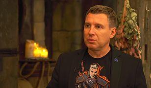 Adam Kiciński, prezes firmy CD Projekt